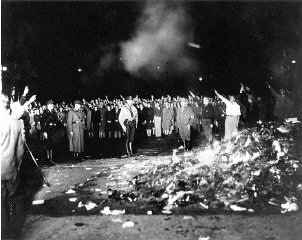 book burning berlin 1933
